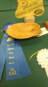1st Place Blue Ribbon! Specialized Personal/Ornamental